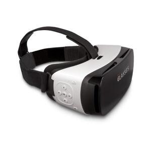3d-tv-brillen & -zubehör 3d Vr Brille Virtual Reality Box Universal Bluetooth Für Android Iphone Samsung