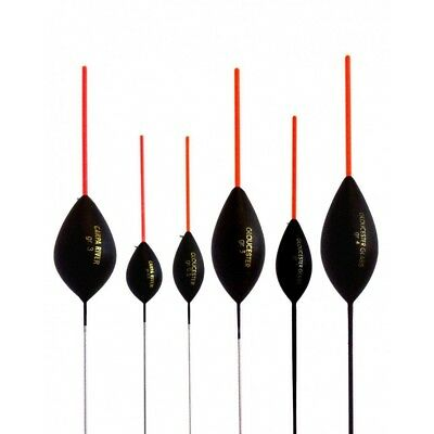 KC Carpa Belter Pole Floats Red or Yellow