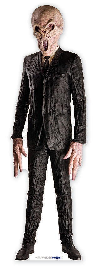 The Silent Silent Silent (Silence) Doktor Dr Who Lebensechte Größe Pappfigur Aufsteller   Erste Gruppe von Kunden    Gewinnen Sie das Lob der Kunden  eb92a5