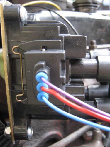 Ford EDIS coil pack connector plug Megasquirt 4cyl ECU ka sierra escort focus