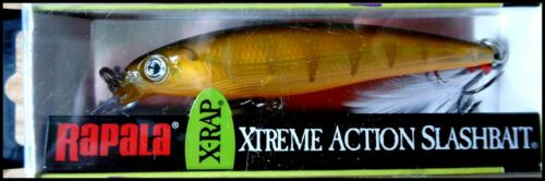 River Perch color RAPALA X RAP XR 10 cm in RVP