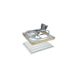 Air Vent Belt Drive Whole House Fan Replacement Louvers Ebay