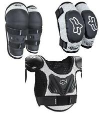 NEW FOX RACING PEE WEE KIDS ROOST DEFLECTOR ELBOW & KNEE GUARDS S/M 4-7 YEARS