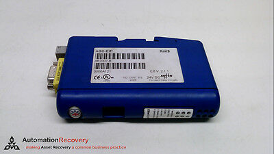 CoöPeratieve Hms Abc-eip, Ethernet Serial Gateway, 24 Vdc, 300 Ma Max, 512 Bytes, #222955 Gediversifieerd In Verpakkingen