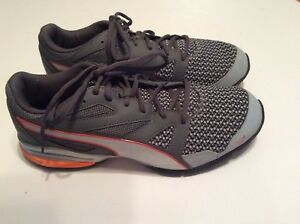 f635f699a4cb PUMA SHOES LACE UP US 8.5 EURO 41 Gray Silver Men Women