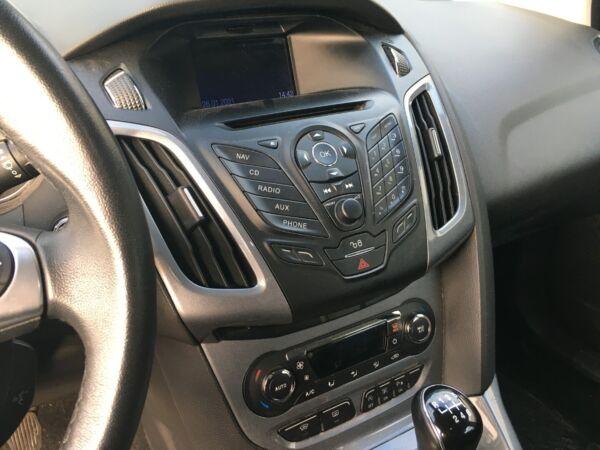 Ford Focus 1,6 TDCi 115 Titanium billede 7