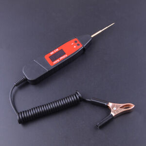 Digital Car Fuse Electric Circuit Probe Tester 5 36V