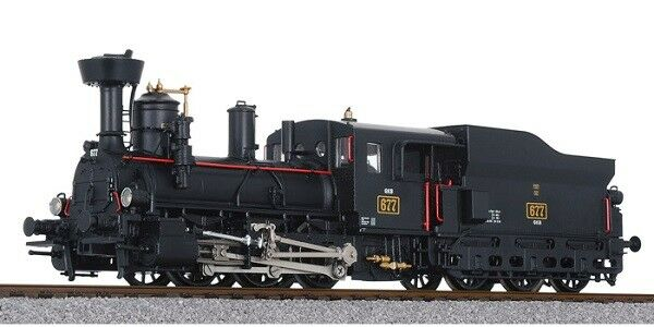 Liliput L131963 Steam Locomotive 677 GKB Ep.III