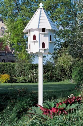 dovecote plans + guide to build on cd