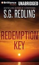 A Dani Britton Thriller: Redemption Key by S. G. Redling (2014, MP3 CD,...