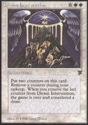 Divine Transformation Light Played MTG Legends Magic