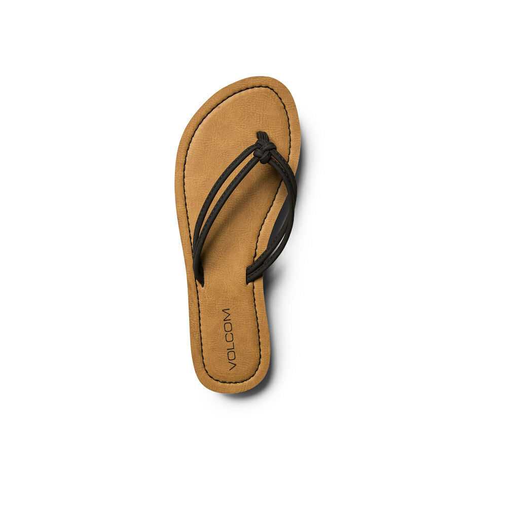 Volcom Surf Forever 3 Sandale Sandale Surf Volcom Beach NEU NEW schwarz Gr.36 - 41 PORTOFREI 5fa3a6