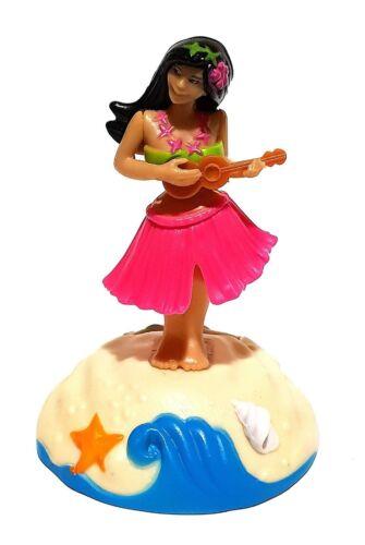 3x Tanzende Hawai Hula Girl Solarfigur Wackelfigur Solar Figur Dekoration Auto