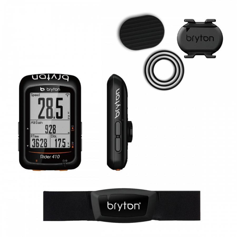 COMPUTER GPS GPS COMPUTER BRYTON RIDER 410 C/CARDIO E CADENZA f1b948