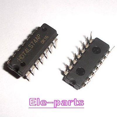 10pcs HD74LS74AP 74LS74AP 74LS74 SN74LS74N IC DIP-14
