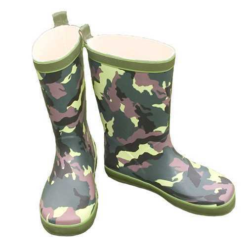 Jiglz Kids Boys Girls Wellies Wellington Boots Camo Polka Dot /& Bumble Bee