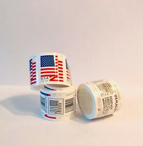 US flag forever 2018 stamps 100 sheets 1 roll