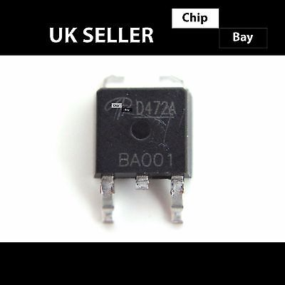 AO4466  A/&O  N-Channel Mosfet  30V  7A  2W  SO8  NEW  #BP 2 pcs