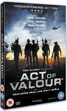 ACT OF VALOUR - DVD - REGION 2 UK