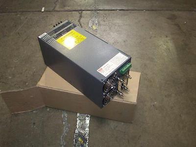 (new) Mean Well 1200 Watt Power Supply  Model # SCN-1K2-32   Industrial Enclosed
