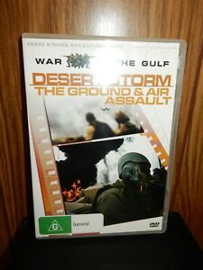 War-In-The-Gulf-Desert-Storm-The-Ground-amp-Air-Assault-DVD