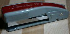 New Listingswingline Model 77s Red And Gray Table Top Model Stapler
