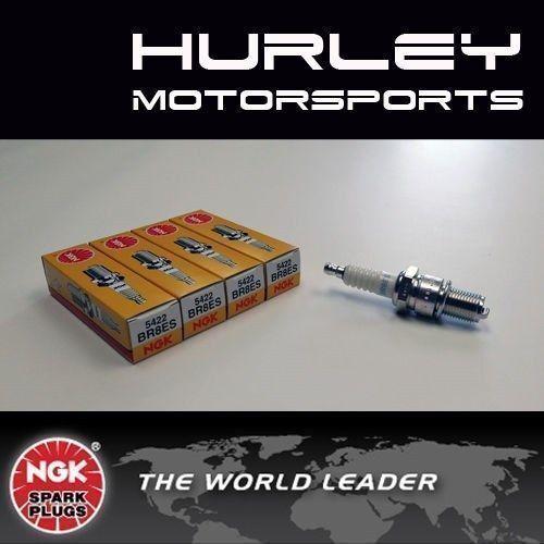 Stock #5422 Screw Tip BR8ES NGK Standard Spark Plugs