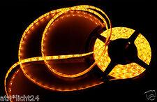 120cm mit 60x SMD LED Leiste Strip Lichtleiste 24V LKW Gelb Orang selbstklebend