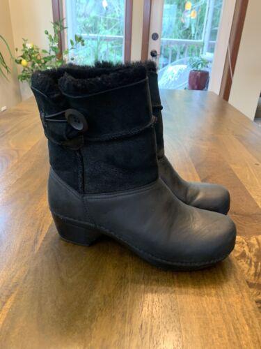 Dansko Stormy Ankle Boots Black  39