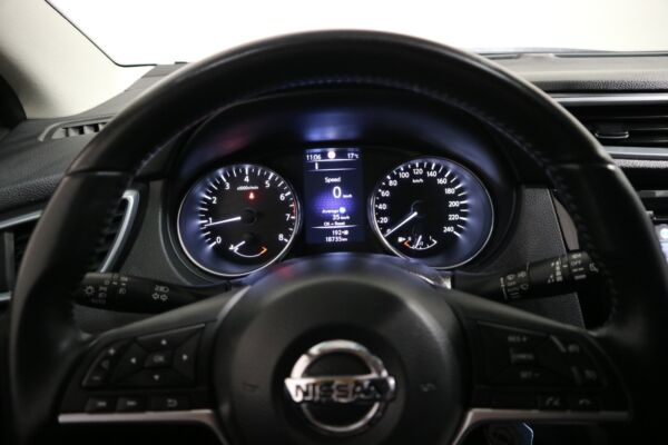 Nissan Qashqai 1,2 Dig-T 115 Acenta - billede 3