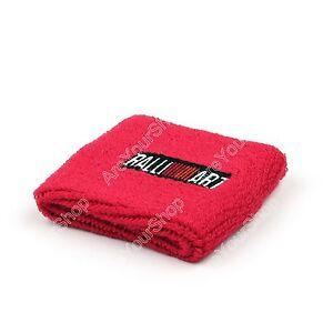 Clutch-Brake-Reservoir-Fluid-Tank-Sock-Cover-Ralliart-Lancer-Evolution-Red