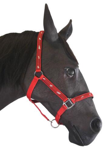 Officiel libby/'s rembourré licou//dos-nu-petit poney s//n full extra complet