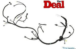 image is loading wiring-specialties-oem-engine-tranny-harness-for-r33-