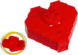 LEGO-40051-RED-VALENTINE-039-S-DAY-HEART-SHAPED-BOX-54-Pieces-Polybag-NEW