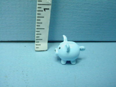 3 Piggy Bank 1:12 C204 1 Mexican Folk Art Vary Child Dollhouse Miniature