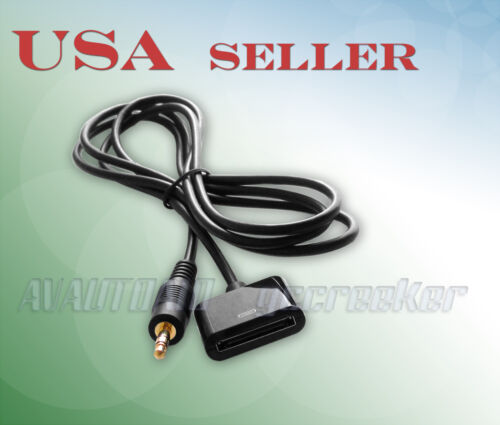 Connect Adapter for Bose Acoustic Wave iPod Dock to MP3 Player Audio Input