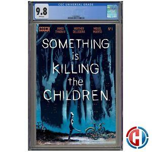 BOOM Something is Killing the Children #1 FOIL LCSD Variant