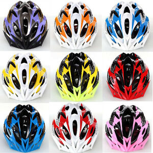 Unisex Adult Road MTB Bike Racing Bicycle Cycling Helmet Safety Head Protect