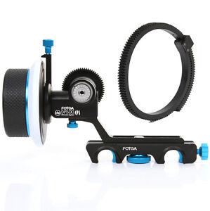 FOTGA-DP500III-Quick-Release-Follow-Focus-for-Camera-DV-15mm-Rod-DSLR-Rig-System