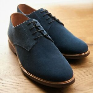 Samuel-Windsor-Mens-Smart-Casual-Lightweight-Derby-Lace-Up-Shoes-UK-Sizes-5-14