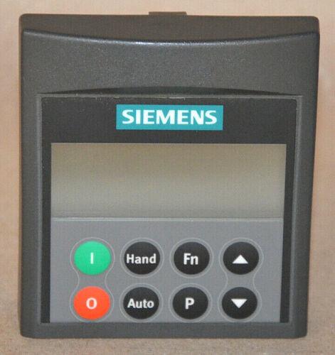Siemens Micromaster 6SE6400-0BE00-0AA0 MM430 Basic Operator Panel BOP-2