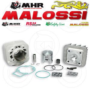 Initiative Malossi 318463 UnitÉ Thermique Mhr Replica Ø47 Aluminium Vespa Et2 50 2t 2000-> Texture Nette