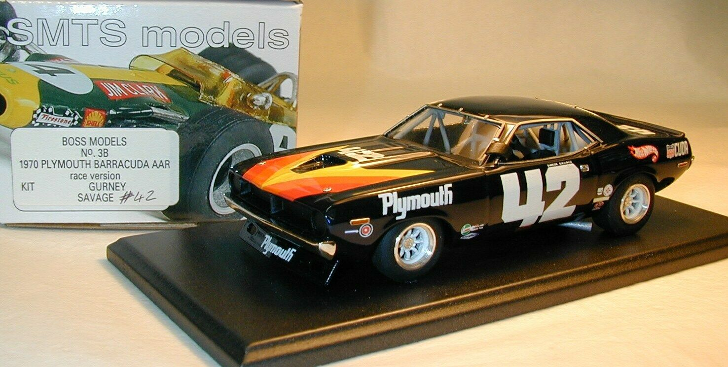 1 43 BO3B 1970 PLYMOUTH BARRACUDA Aar Swede Savage