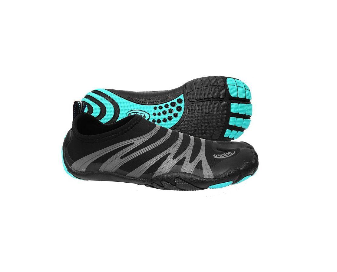 Homme ZEMgear Terra XT Split Toe tout-terrain Minimaliste Chaussures  (Noir Anthracite)