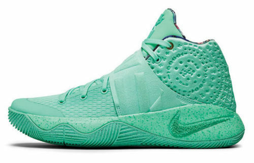 Nike Kyrie 2 What The Green Glow Edition Size 11. 914681-300. Teal Exclusive