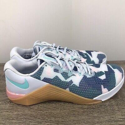 Nike Metcon 5 Mens Size 12 Cross Training Shoes AQ1189 036 ...