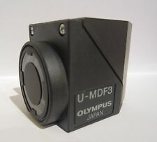 Olympus U-MDF3 Reflected Light Darkfield Mirror Cube BX Microscope  6398800