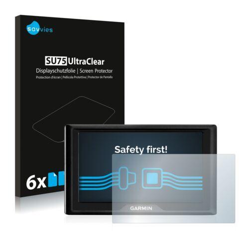 6x Garmin Drive 52 mt-s UE protector de pantalla claro recubrimiento protector protector de pantalla