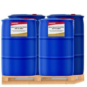 Diesel Exhaust Fluid >> Details About Sinopec Def Diesel Exhaust Fluid 4 55 Gallon Drums 4 Pack Super Value