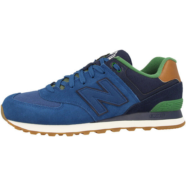 New Balance ML 574 NEA Schuhe blau green grün ML574NEA Sneaker blue green blau M574 373 410 46bfcf